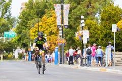 Tour De Victoria 2017 Royalty Free Stock Photo