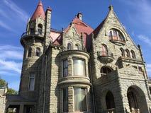 Victoria Castle stock image