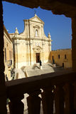 Victoria Cathedral , Gozo Stock Photography