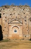 Victoria church ruin, Estepa, Spain. Stock Photography