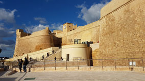 Victoria City fortress Gozo Island Stock Images