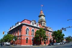 Victoria City Hall Stock Photography