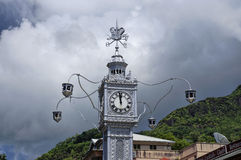 Victoria Clock Tower Royalty Free Stock Photo