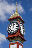 Victoria Clock, Weymouth Stock Photography