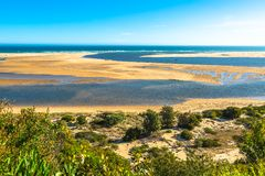 Victoria Coastal Park Royalty Free Stock Images