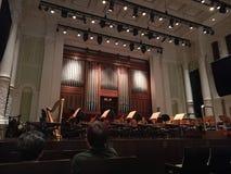 Victoria Concert Hall imagens de stock