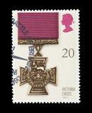 Victoria Cross stock image