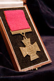 Victoria cross VC Stock Photo
