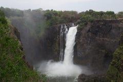 Victoria-dalingen Zimbabwe royalty-vrije stock afbeelding