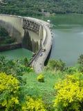 Victoria Dam - Sri Lanka images stock
