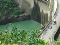 Victoria Dam - Sri Lanka photo libre de droits
