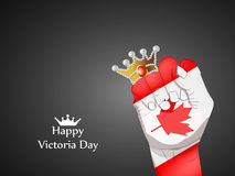 Victoria Day Background Photographie stock