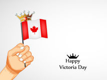Victoria Day Background Royalty-vrije Stock Foto