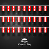Victoria Day Background Photo libre de droits