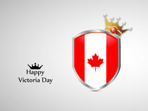 Victoria Day Background Image libre de droits