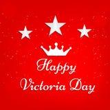 Victoria Day Background Photo libre de droits