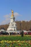Victoria-Denkmal Lizenzfreie Stockfotos