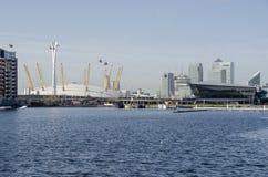 Victoria Dock, London Stock Photography