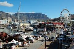 Victoria e Alfred Waterfront - Cape Town fotografia stock libera da diritti