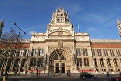 Victoria e museu de Albert Imagem de Stock Royalty Free