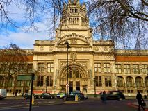 Victoria e museu de Albert Imagens de Stock