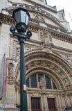 Victoria e museu de Albert Foto de Stock