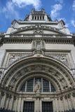 Victoria en Albert Museum Royalty-vrije Stock Foto's