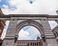 Victoria en Albert Museum in Londen (hdr) stock foto's