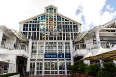 """Victoria en Albert Waterfront †""""Cape Town, Zuid-Afrika Royalty-vrije Stock Foto's"""