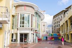 """Victoria en Albert Waterfront †""""Cape Town, Zuid-Afrika Stock Afbeeldingen"""