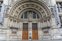 Victoria et Albert Museum images stock