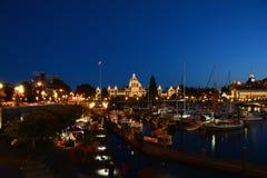 VICTORIA F C 'inre hamn för s Royaltyfri Fotografi