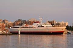 VICTORIA F C 'inre hamn för s Royaltyfri Bild