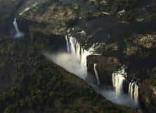 Victoria Falls Imágenes de archivo libres de regalías