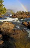Victoria Falls Lizenzfreie Stockbilder