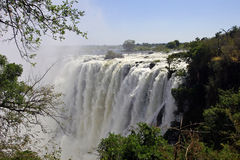 Victoria Falls Royalty Free Stock Photo
