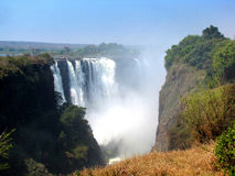 Victoria Falls Royalty Free Stock Image