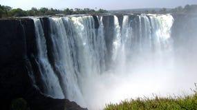 Victoria Falls Imagem de Stock Royalty Free