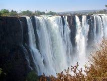 Victoria Falls Fotografia Stock