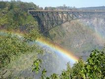 Victoria Falls Photo libre de droits