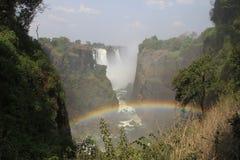 Victoria Falls 库存图片