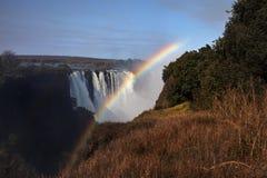 Victoria Falls Stockfotos