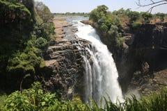 Victoria Falls Royaltyfria Foton