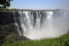 Victoria Falls Arkivbilder