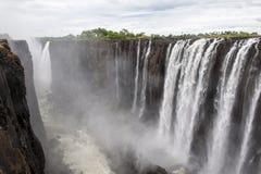 Victoria Falls Stockfotografie