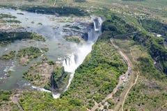 Victoria Falls стоковое фото