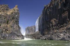 Victoria Falls стоковое изображение