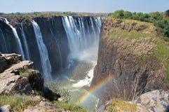 Victoria Falls Fotografia de Stock