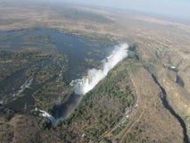Victoria Falls Lizenzfreie Stockfotos