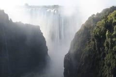 Victoria Falls 3 Royalty-vrije Stock Foto's